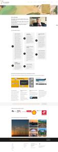 K2Fly Landing Page Design