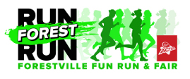 Run Forest Run Forestville Website Logo