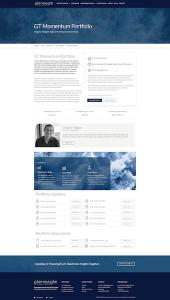 Gleneagle finance website build